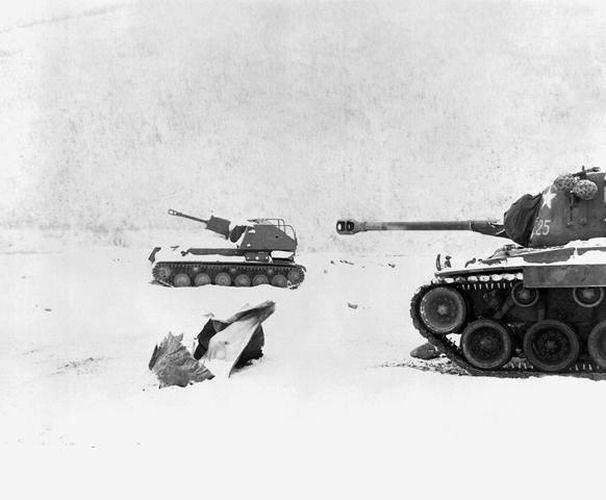 the evolution of marine tanks