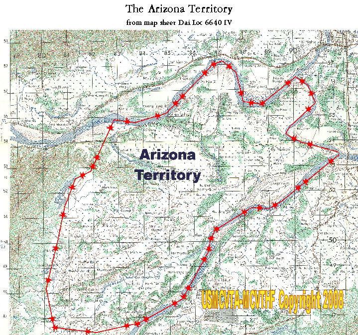 The Arizona Territory