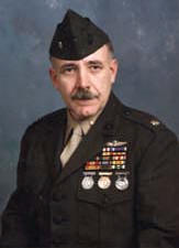 Lt. Col. Richard O. Culvert