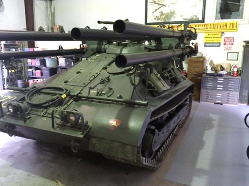 M50a1 Ontos Tank Destroyer
